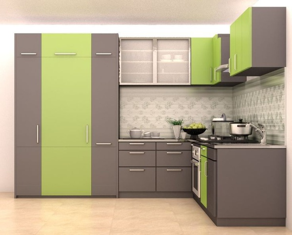 Kitchen Cabinets Installation picture