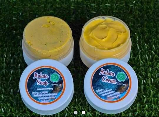 Molato cream picture