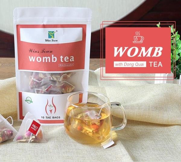 Womb tea picture