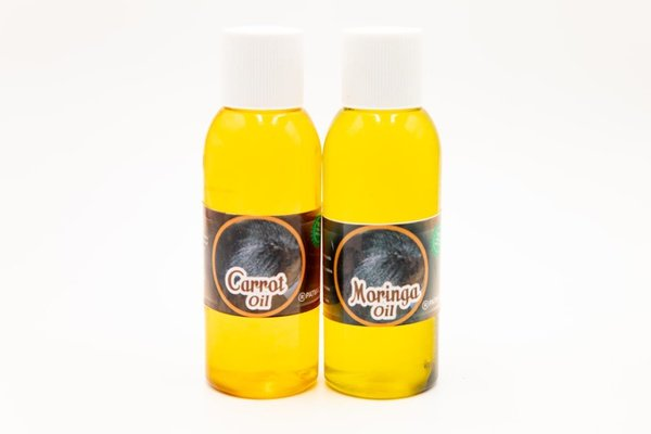 Carrot oil 100ml picture