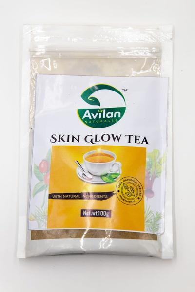 Skin glow tea picture