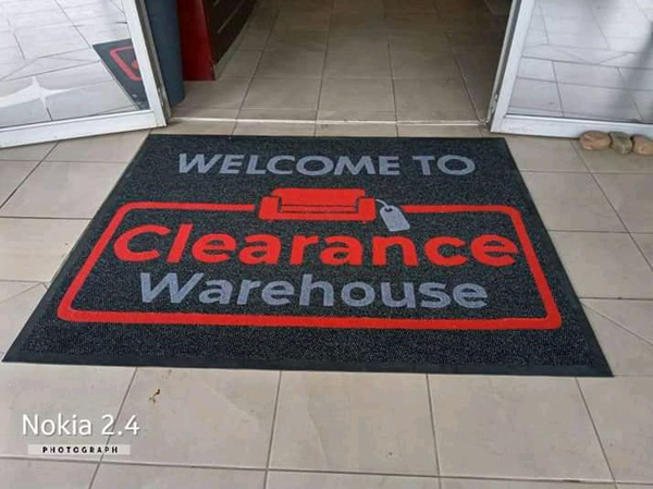 Branded logo mats picture