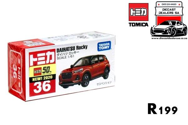 Daihatsu rocky new 2020 picture