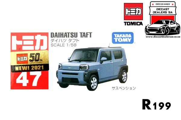 Daihatsu taft new 2021 picture
