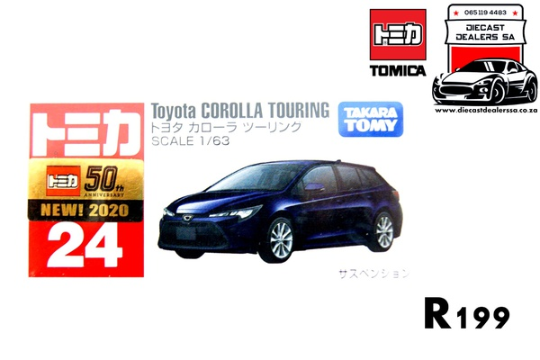 Toyota corolla touring picture
