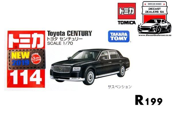 Toyota century picture