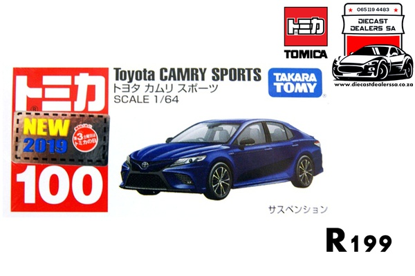 Toyota camry sports picture