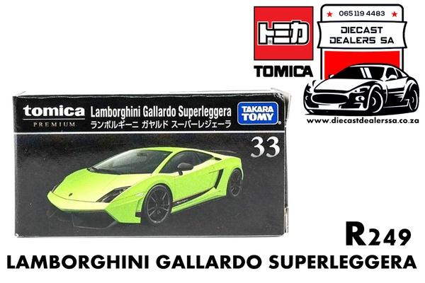 Lamborghini gallardo superleggera picture