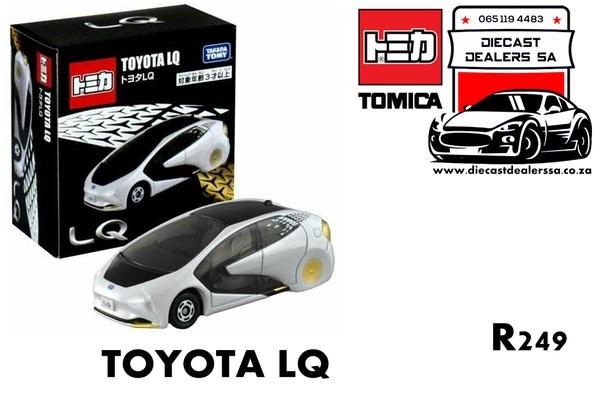 Toyota lq picture