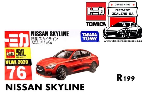 Nissan skyline  4 door picture