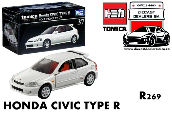 Honda civic type r premium picture