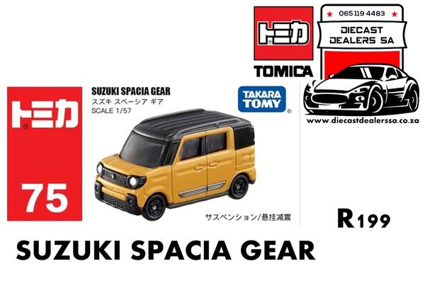 Suzuki spacia gear picture
