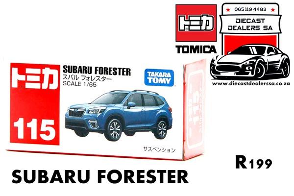 Subaru forester picture