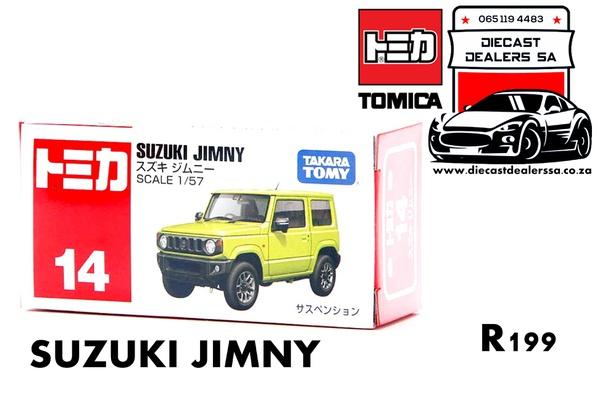 Suzuki jimny picture