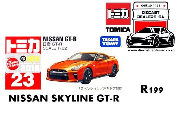 Nissan gt-r orange picture