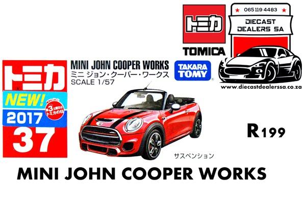 Mini john cooper works picture