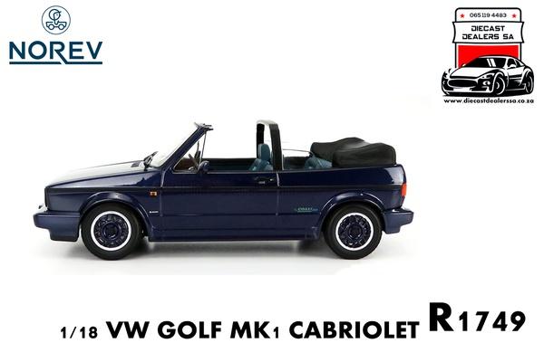Volkswagen golf mk1 cabriolet picture