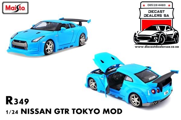 Nissan gtr tokyo mod picture
