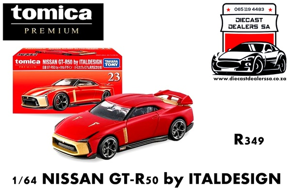 Nissan gtr50 by italdesign flagship edition picture