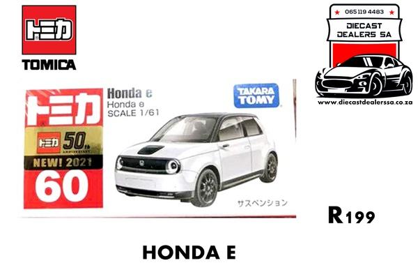 Honda e new 2021 picture
