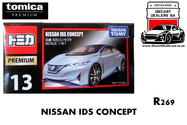 Nissan ids concept picture