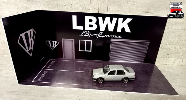 Lbwk diorama car not included picture