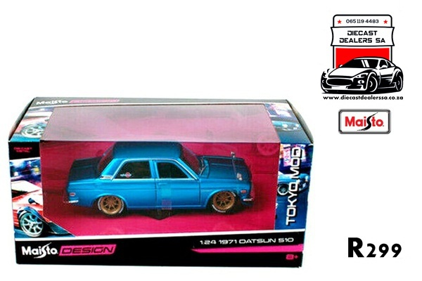 Datsun 510 1971 blue picture