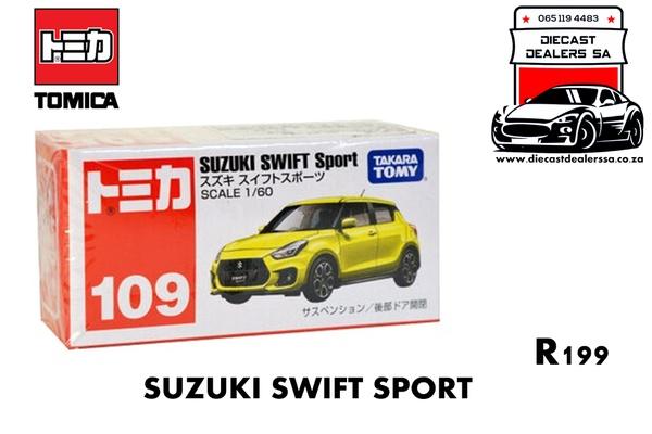 Suzuki swift sport picture