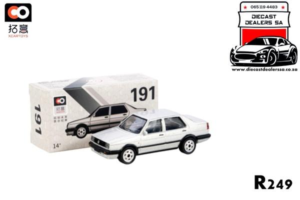 Volkswagen jetta mk2 silver picture