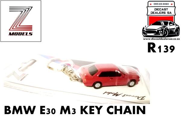Bmw e30 m3 key chain picture