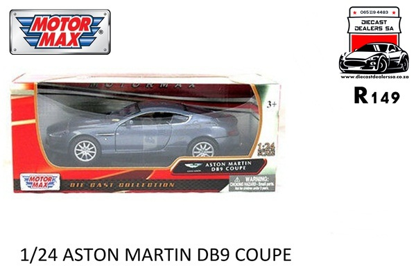 Aston martin db9 coupe picture