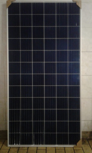 325w solar panel picture