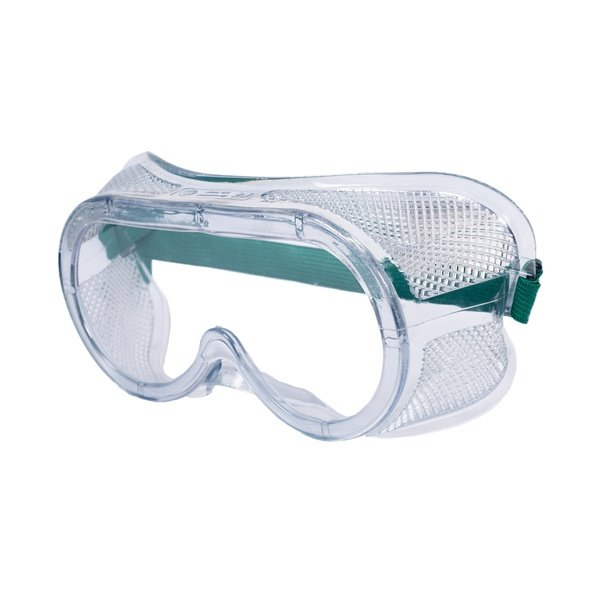 Clear direct mesh vent goggles picture