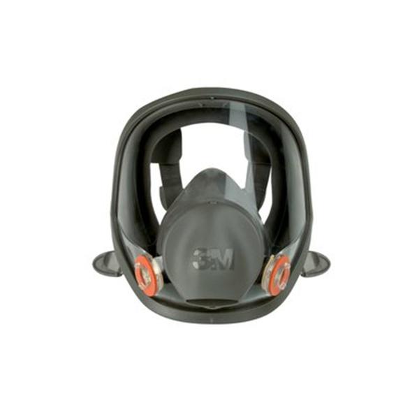 3m™ reusable full face mask respirator, medium, 6800 picture