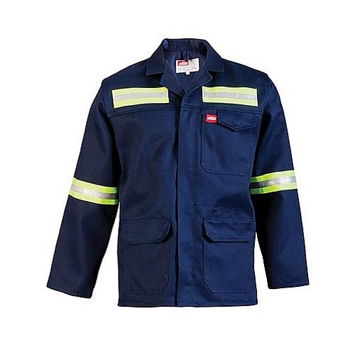 Jonsson metal free acid/flame work jacket picture