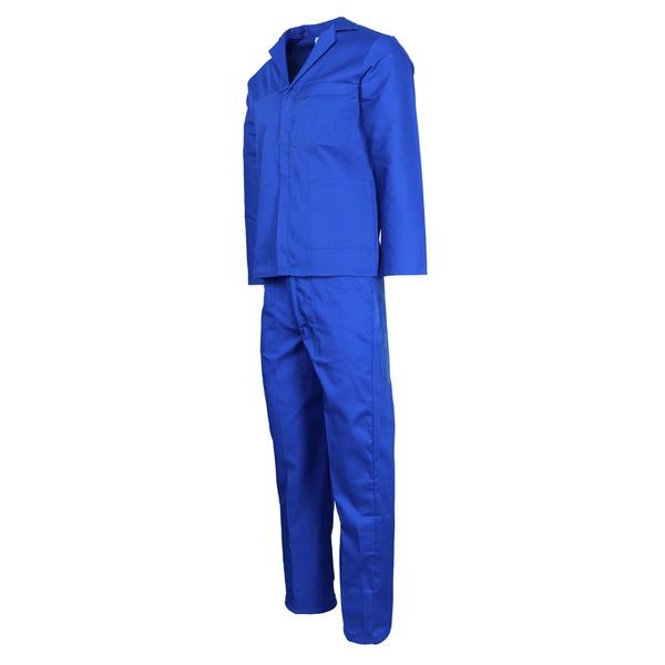 J54 royal blue conti suit picture