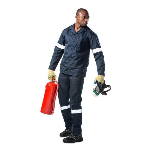 Flame retardant acid resistant workwear picture