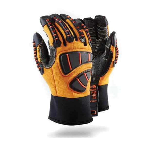 Mach mechanic glove picture