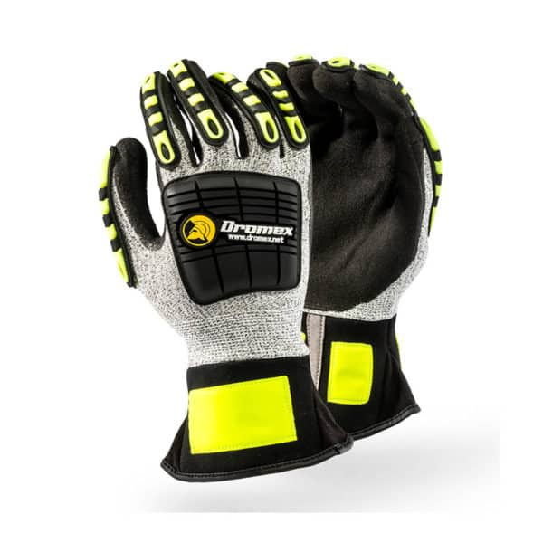 Mach impact & vibration pad glove picture