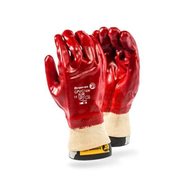 Standard duty pvc gloves picture