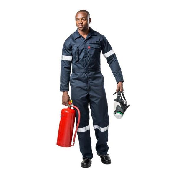 Dupont nomex boiler suit picture