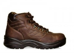 Rebel re304 hiker hi brown safety boot picture