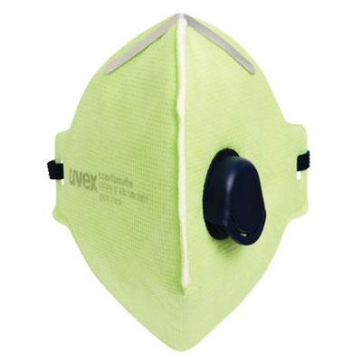 Uvex com4-breathe ffp2 valve respirator 3956172 picture