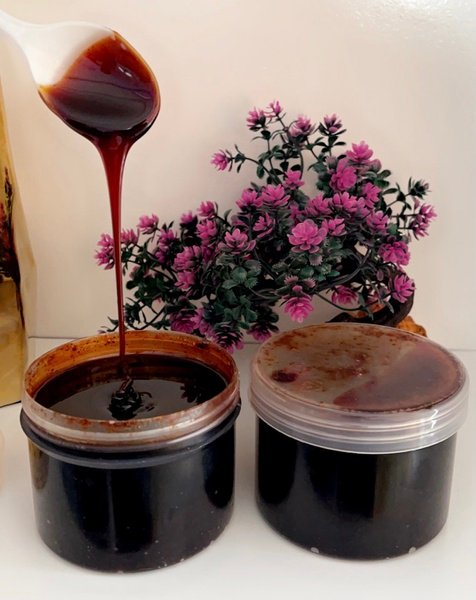 Royal honey syrup picture
