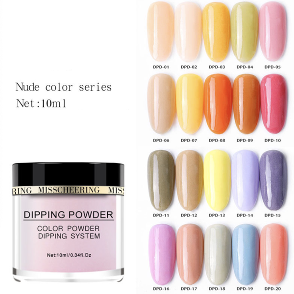 Dipping powder - nude range picture