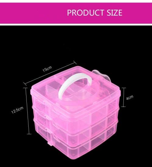Storage box 3 layer small picture