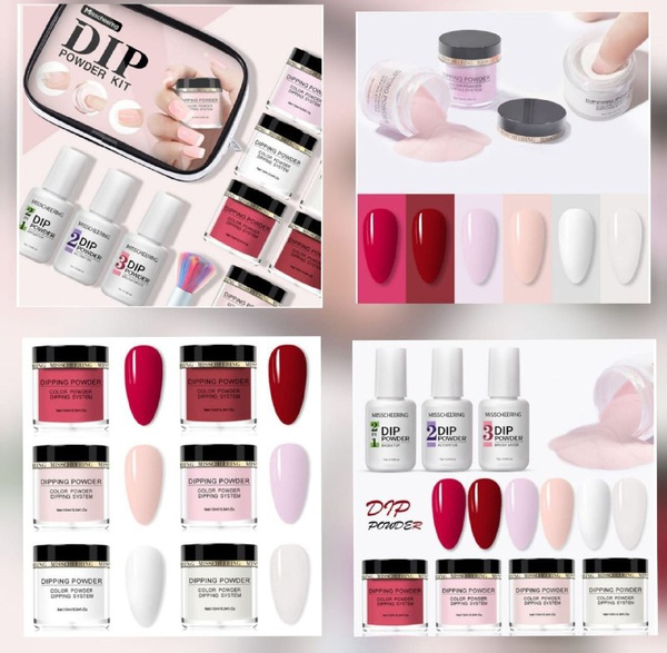 Acrylic dipping kit picture