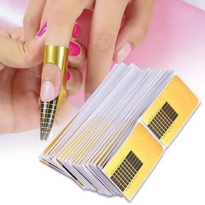 Nail forms 500pce picture