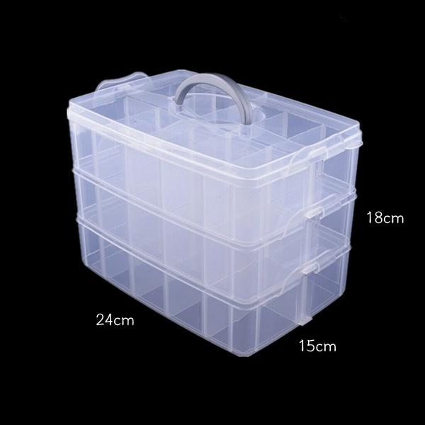 Storage box 3 layer medium picture