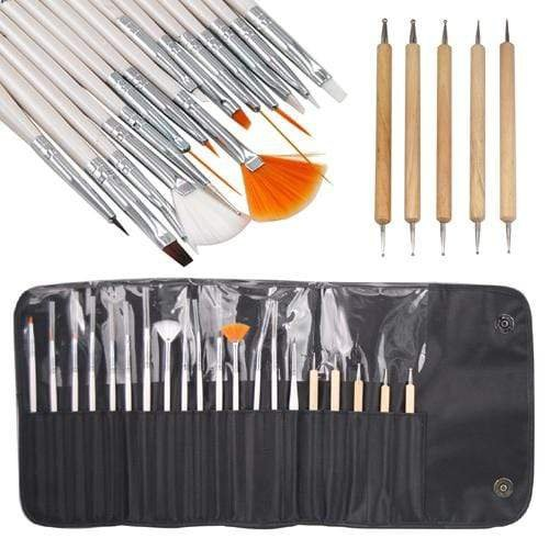 Deluxe brush & tool set picture